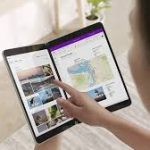 Yeni Surface Duo Videosu 360 ° Menteşesini İş Başında Gösteriyor; Fiyat Da Sızdırıldı!