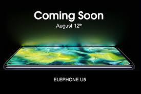 Elephone U5, 6,4 İnç Ekran, 48 MP Dörtlü Arka Kamera Ve Helio P60 SoC İle 159,99 Dolara (1.173,58 Türk Lirası) Piyasaya Sürüldü!