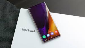 Galaxy Note20 Ultra, UWB Çipine Sahip Olacak, FCC'yi Önerecek