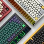 Cyberboard Mechanical Keyboard, Eski Meizu VP Li Nan'ın Yeni Şirketinin İlk Ürünüdür.