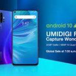 Umidigi Bison Sağlam Akıllı Telefon, Yeni Renderlarda Ortaya Çıkıyor ve 17 Ağustos'ta Piyasaya Sunuluyor