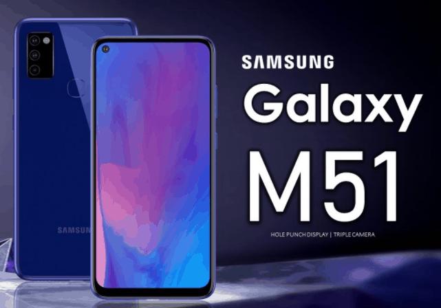 Samsung Galaxy M51 Bataryası ile Şaşırtacak!