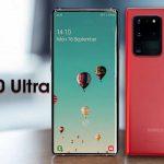 Canlı Fotoğraflar Galaxy Note20'yi Kırmızı, Mavi Ve Pembe Olarak Gösterir