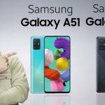 Samsung Galaxy A51 ve A71 Kullanıcılarına Müjde!