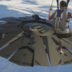 GTA Online İçinde Gizli UFO Görevi Bulundu!