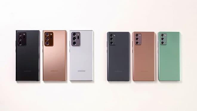 DxOMark: Samsung Galaxy Note 20 Ultra 5G 121 Puan; Mi 10 Ultra'nın Arkasındaki Yollar