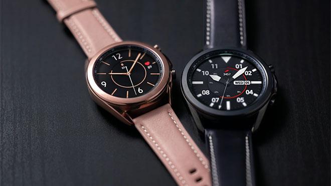 Samsung, Galaxy Watch3 Titanium'u Piyasaya Sürdü