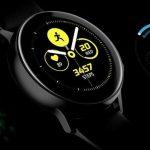 Pembe Altın Rengi Galaxy Watch Active 2 sızıntıları; Galaxy S21 ile birlikte piyasaya sürülmesi önerildi