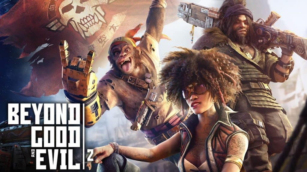 Beyond Good and Evil,Netflix Filmi Oluyor!