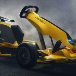 Ninebot GoKart Pro Lamborghini Sürümü, Çarpıcı Bir Görünüm ve Vahşi Bir Güçle Tanıtıldı