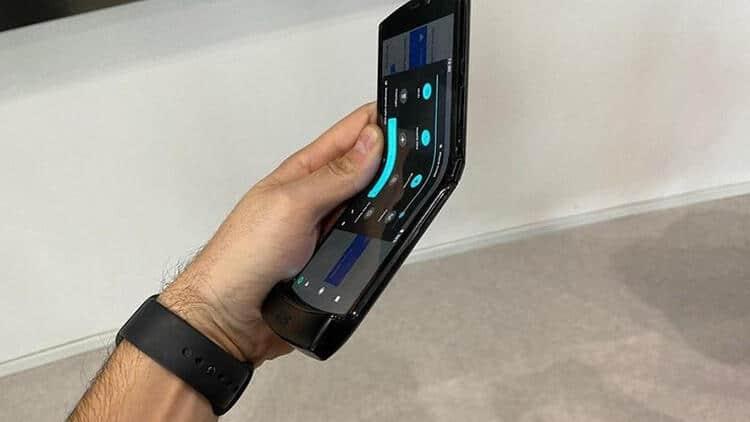 Motorola Razr 5G Versiyonu Böyle Mi Görünecek?
