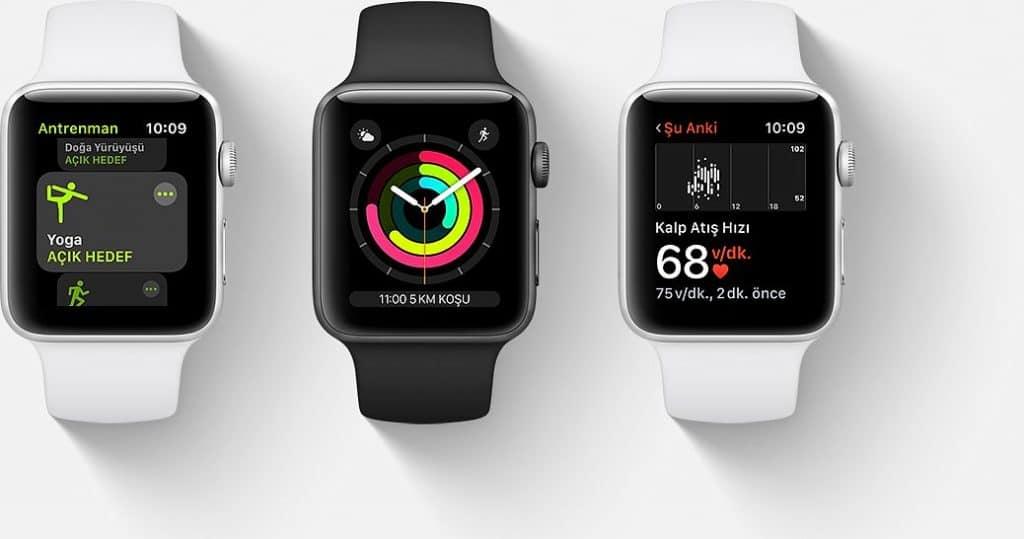 Apple Watch Pil Yüzdesi Sorunu ve Çözümü!