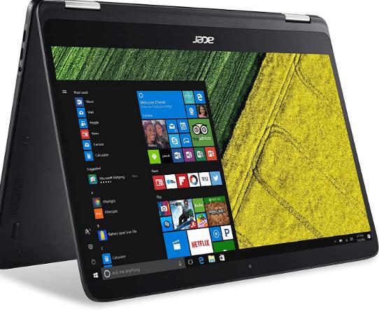 Acer Spin 7, Snapdragon 8cx İşlemcilerle Geliyor!