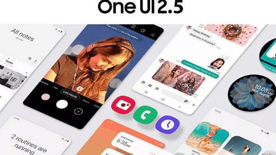 Samsung'un Eski Amiral Gemisi İçin One UI 2.5 Müjdesi!