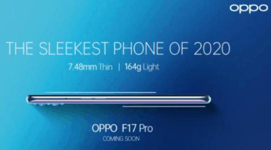 Oppo F17 ve F17 Pro Tanıtıldı!