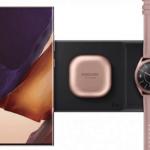 Samsung'dan Üç Cihaz İçin Tek Kablosuz Şarj: Trio!