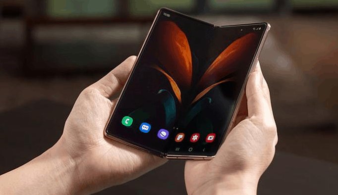 Samsung Galaxy Z Fold 2, Dünyanın En Fazla Katlanan Ekranına Sahip!