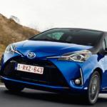Euro NCAP'in Yeni Kurallarıyla Teste Giren İlk Araba Toyota Yaris, 5 Yıldızı Kaptı!