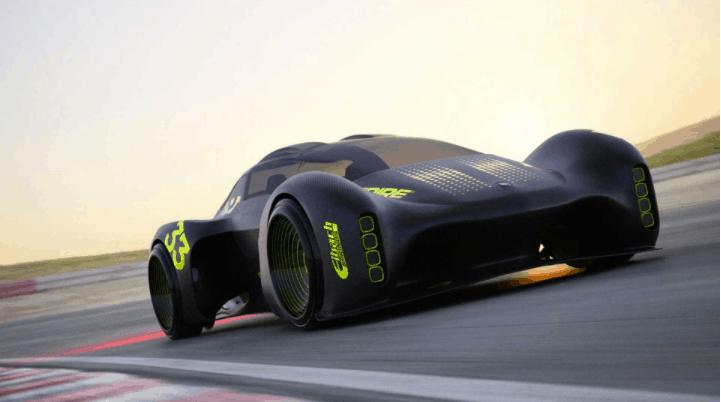 Tasarımıyla Hipnoz Eden Fütüristik Porsche 411 Konsept Tasarımı!