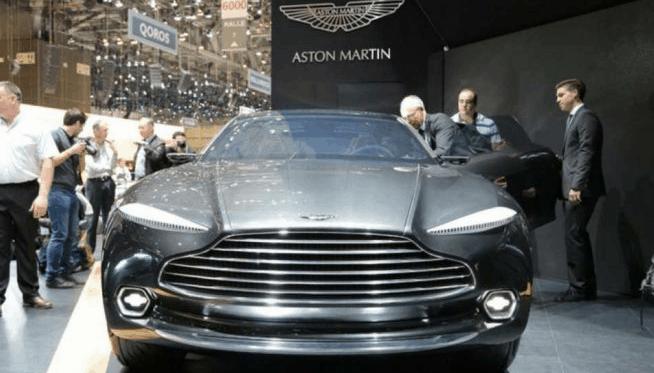 Aston Martin 'in İlk Suv'u DBX Türkiye Pazarında!