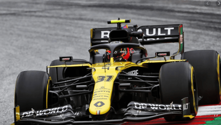 Renault Formula 1 Takımı Önümüzdeki Sene İsim Değiştirecek!