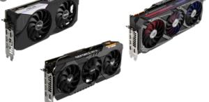 ASUS, Yeni GeForce RTX 30 Serisi Ekran Kartlarını ve Dahasını Duyurdu!