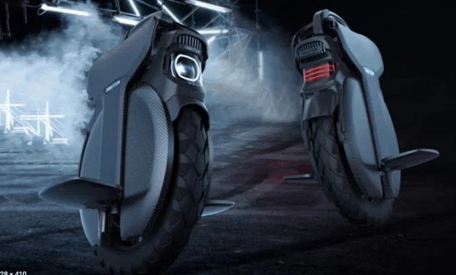 Dünyanın İlk Hava Süspansiyonlu ve Elektrik Motorlu Tek Tekerli Bisikleti: V11!