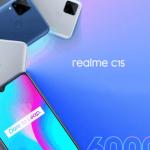 Realme C15 Satışa Çıkıyor!