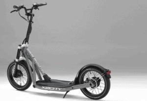 Uzun Menzilli Elektrikli Scooter: BMW X2City!