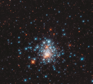 Hubble Uzay Teleskobu, Bir Yıldız Grubunun Büyüleyici Bir Fotoğrafını Yakaladı!