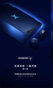 Honor, Oyun Bilgisayarı Honor Hunter'ın Tanıtılacağı Tarihi Açıkladı!