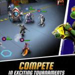 RPG Tabanlı Ninja Turtles Oyunu, iOS ve Android İçin Yayınlandı!