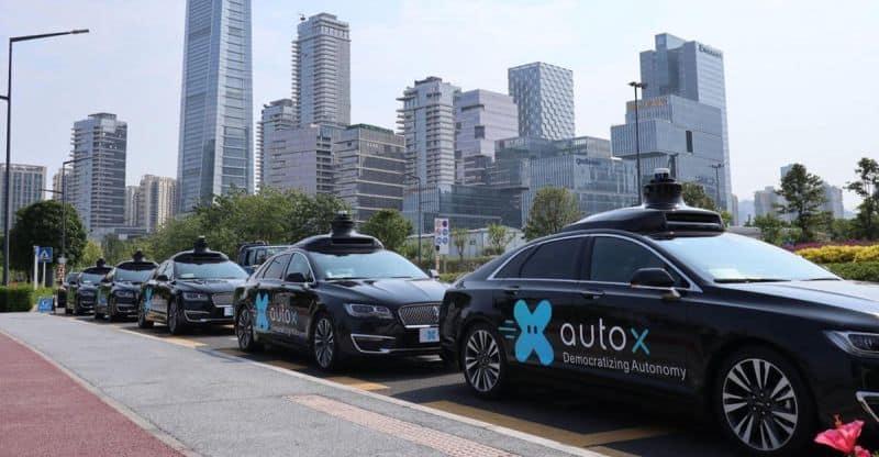 AutoX, Şangay'da RoboTaxis'i Piyasaya Sürdü, Letzgo İle Ortak Oldu