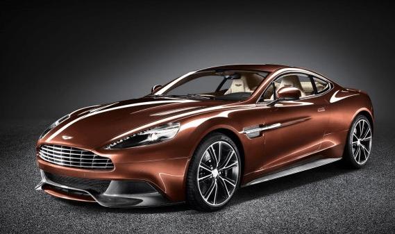 Aston Martin İlk SUV Modelini Resmen Doğruladı!