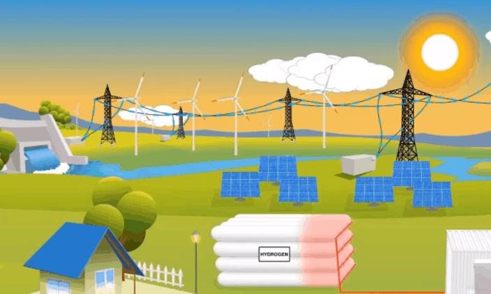 Kaynak Olarak Yerçekiminin Kullanıldığı Enerji Depolama Sistemi!