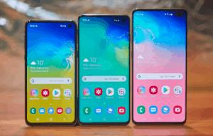 One UI 2.5 Güncellemesi Galaxy S10 ve Note 10 İçin Çıktı!