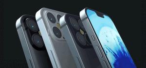 iPhone 12 Pro Modelleri, Sony LiDAR Sensörünü Kullanacak!