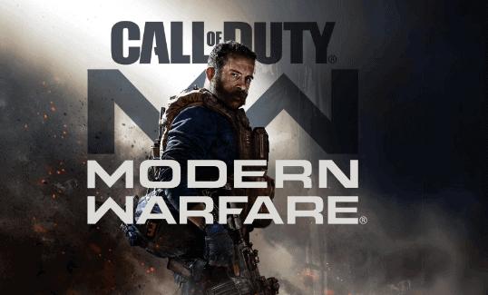 Call of Duty Modern Warfare SSD'ye Sığmıyor!