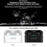 Elephone ElePods X, Aktif Gürültü Engelleme (ANC) ile Birlikte Gelir