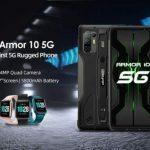 Ulefone Armor 10 5G – Fırlatma, Teknik Özellikler ve Eşantiyon Uyarısı