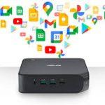 ASUS Chromebox 4, 10. Nesil Intel İşlemciler, 16 GB RAM, 256 GB SSD ve Daha Fazlasıyla Piyasaya Sürüldü