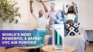 Kickstarter, UVC Teknolojili Clean-Tech Hava Temizleyiciyi Tanıttı
