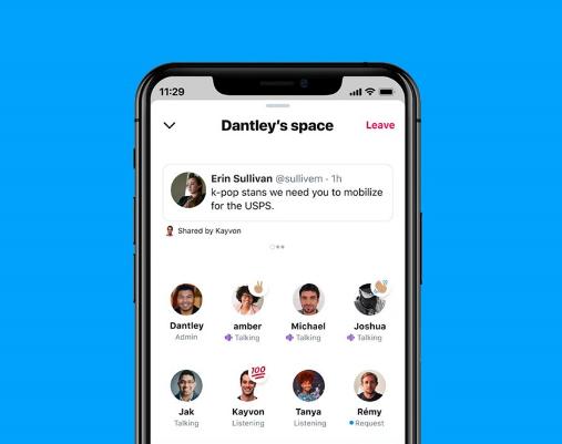 Twitter, sesli sohbet odası olarak geliştirilmiş Spaces'i deniyor!