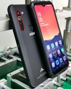 AGM X5, Sağlamlaştırılmış Gövdeli Dünyanın İlk 5G Telefonu Olarak Piyasaya Sürüldü