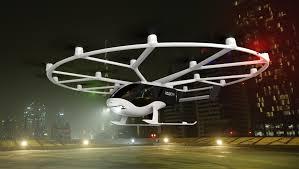 Volocopter, Hava Taksi Hizmetlerinin 2023'te Singapur'da Ticari Hale Geleceğini İma Etti !