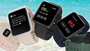 Küresel Pazar İçin 9 Güne Kadar Pil Gücüne Sahip Xiaomi Mi Watch Lite
