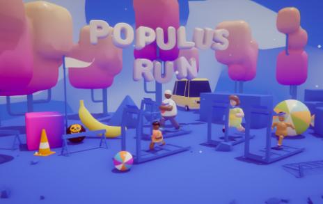 Populus Run, Apple Arcade'de Şekerli Engellerle Dolu Yepyeni Bir Oyun!