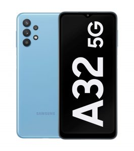 Samsung Galaxy A32 5G Almanya'da piyasaya sürüldü; 279 € 'dan başlıyor ve Şubat ayında satışa çıkıyor