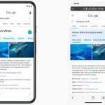Google Arama Tasarımı Değiştiriliyor!