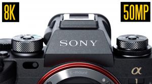 Sony A1 50.1 Megapiksel ve 8K Video Kaydı ile Geldi!